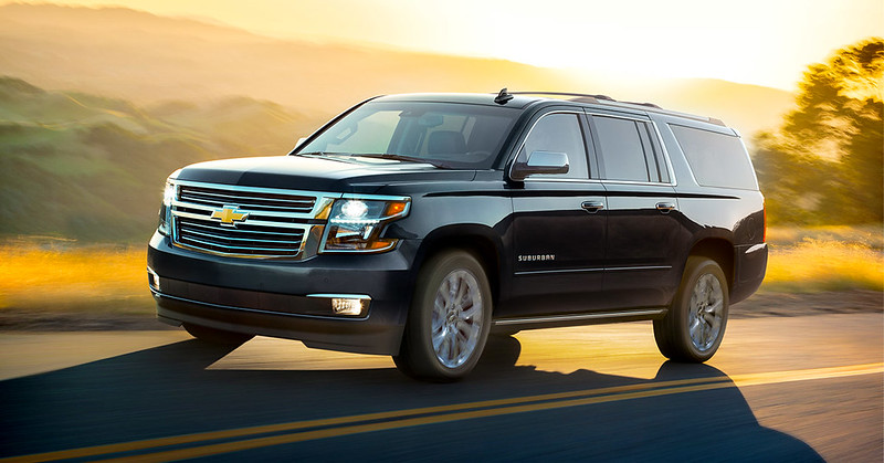 Chevrolet Suburban and Tahoe RST Models are the Fastest-Selling Trims of Both Vehicles | Fort Worth, TX