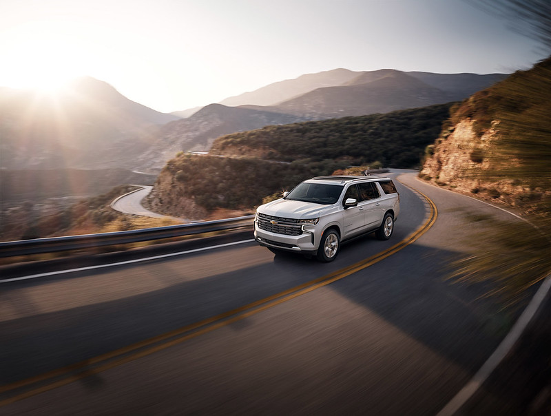 Two Chevy Models Make U.S. News Most Comfortable SUVs List | Fort Worth, TX